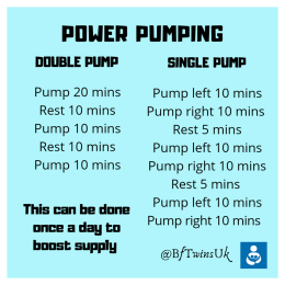power pumping